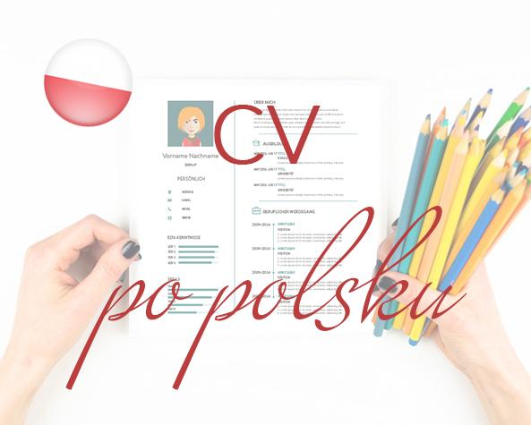 CV po polsku